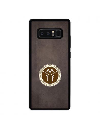 Mjøndalen Logo brun deksel